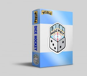 Dice Hockey Product Box